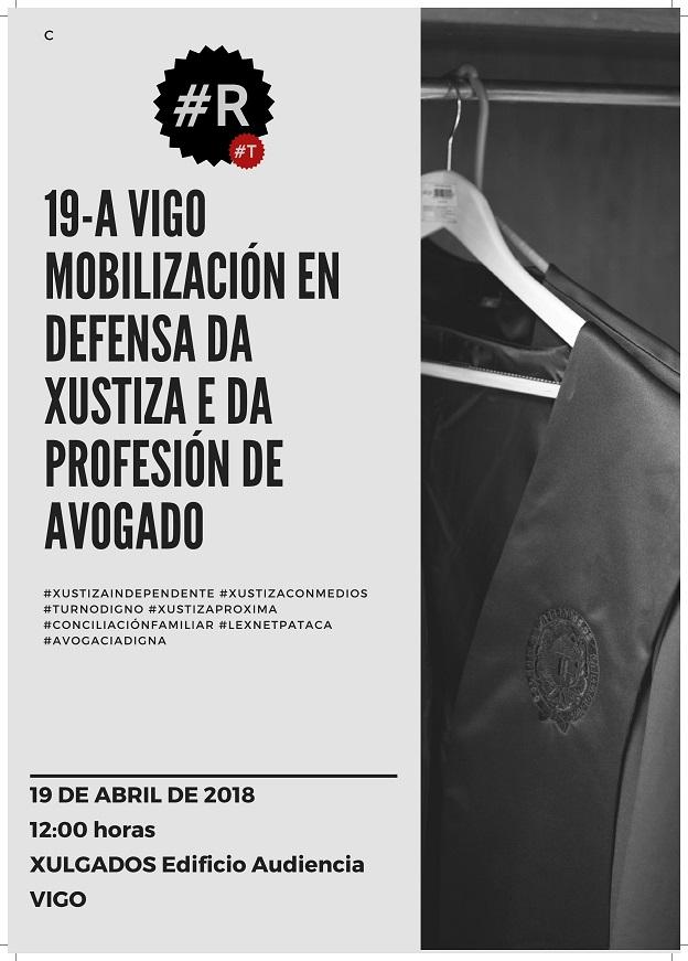 19A Mobilización Profesión Avogado